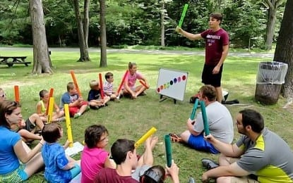 Camp Colonie helps students with disabilities