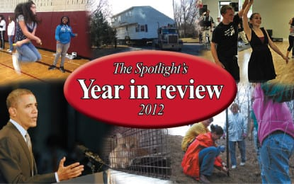 2012 in Review, Part 1, Colonie