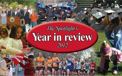 The Spotlight's 2012 Year in Review, Part 1