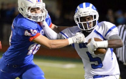 Class AA Super Bowl rematch between Shaker and Saratoga highlights 2016 local high school football schedule