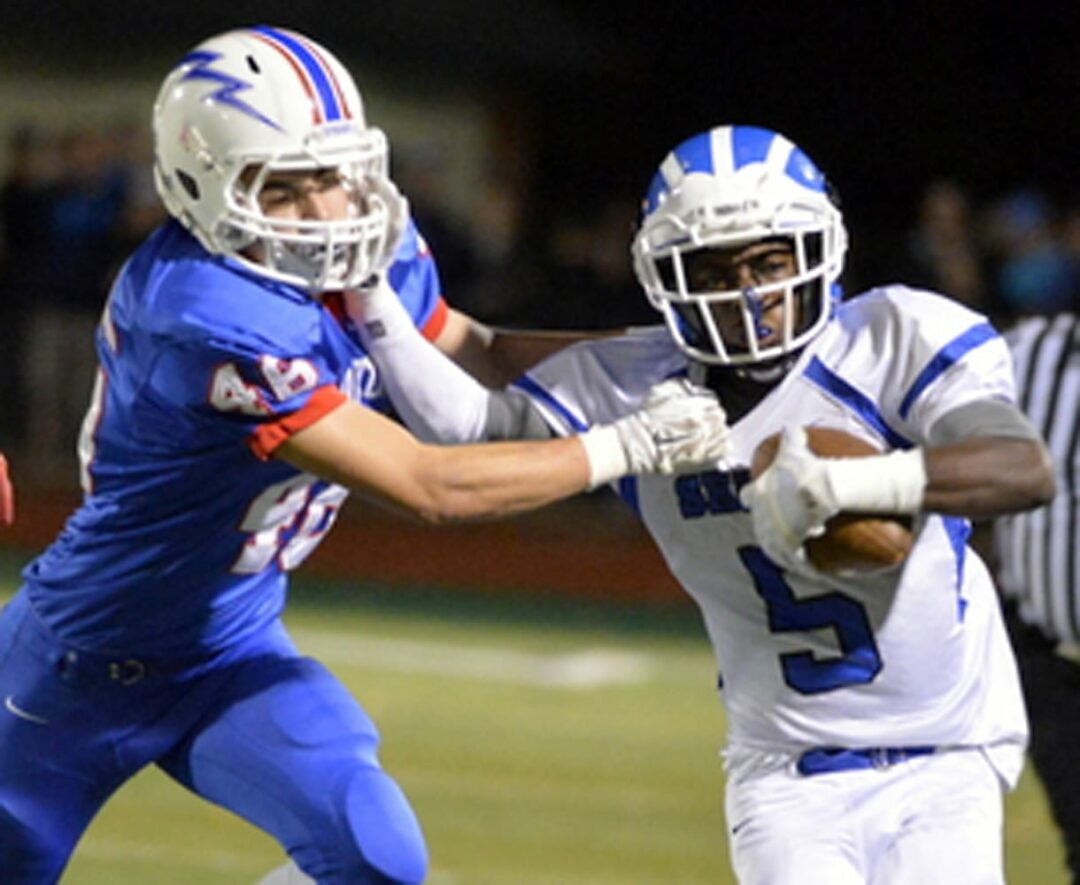Shaker plays Saratoga Springs in Week 6 of the Section 2 Class AA football season this fall. Spotlight file photo