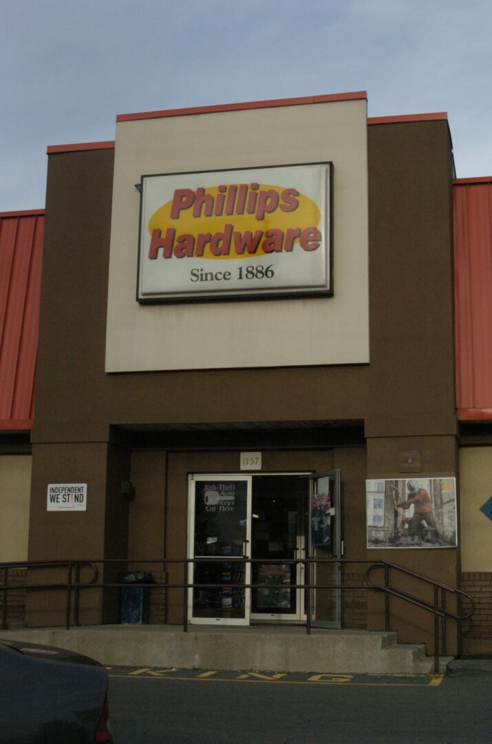 John Phillips, 5th generation owner of the local hardware store, has closed the Colonie storefront with plans of pursuing a different venture in Altamont. Spotlight file photo