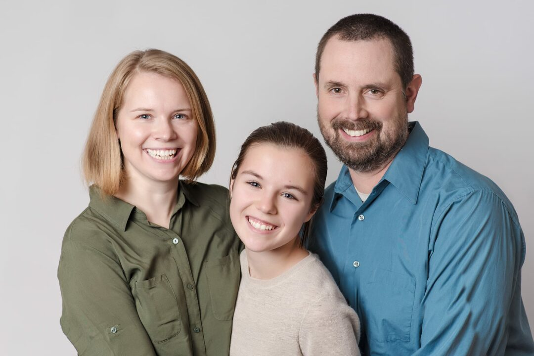 Sara Niccoli, pictured here with family, is no stranger to local politics. She's currently Palentine Town Supervisor, and recently announced her intent to run for state senate. Submitted photo