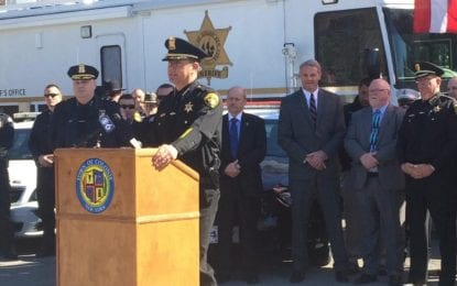 Being neighborly: Local law enforcement and emergency response agencies announce new collaborative data-sharing system