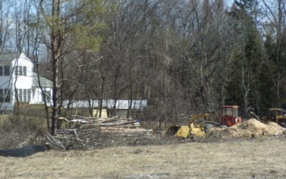 Cut it out: Despite efforts by town officials, some residents find planning process shady