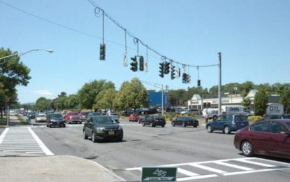 An eye on the roads: Colonie Police are on the lookout for traffic violations in high-traffic parts of town