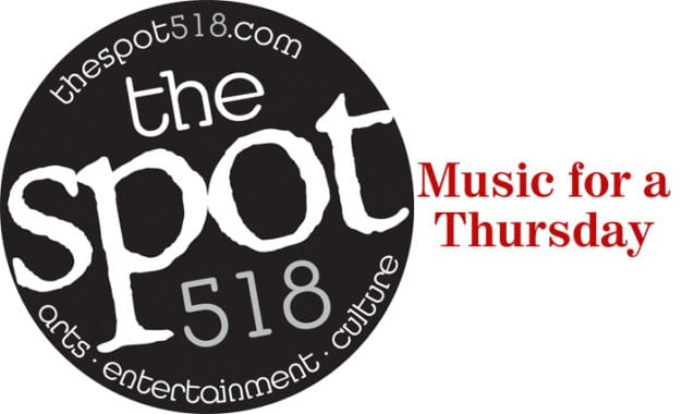 The Spot 518's Music for a Thursday — July 28, 2016