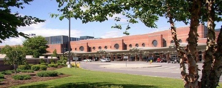 Albany International Airport. Photo from albanyairport.com