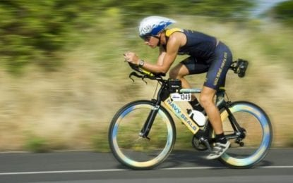 """Dare to dream: our trainer speaks to a couple of """"non-athletes"""" training for Ironman"""