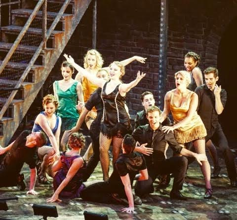 """A still shot of Park Playhouse's 2016 production of """"Chicago."""" Park Playhouse has now expanded its program to The Cohoes Music Hall. Bill Decker/The Spot 518"""