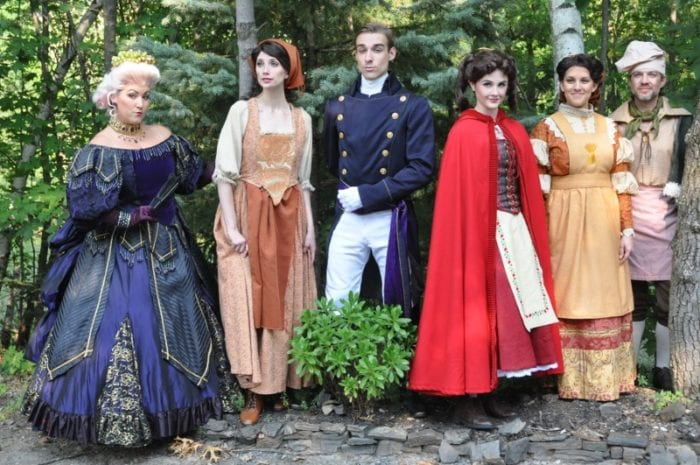 """Stephen Sondheim's """"Into the Woods"""" opens at Chatham's Mac-Haydn Theatre Thursday evening. Submitted photo"""