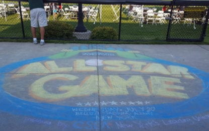 Spotted: Perfect Game Collegiate Baseball League All-Star Game and Home Run Derby