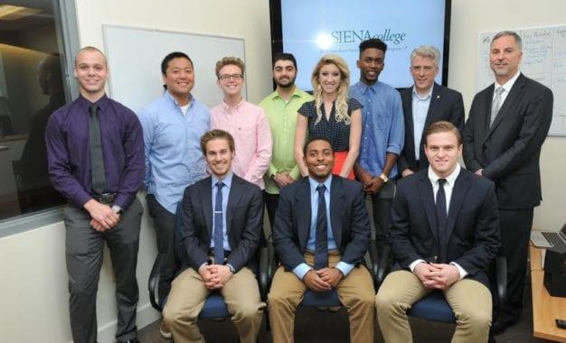 Student-run businesses get a start-up