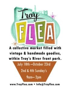 Troy Flea @ Riverfront Park | Troy | New York | United States