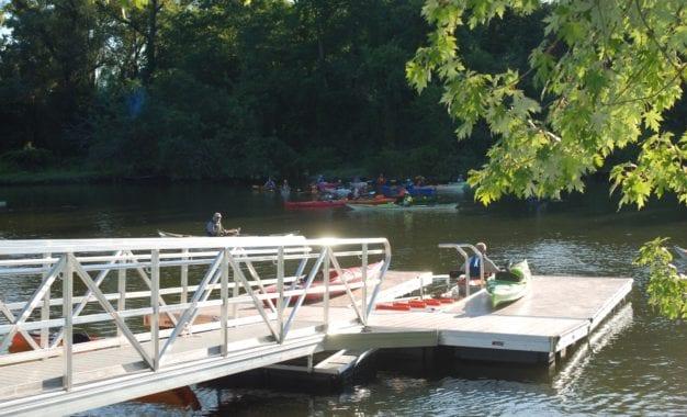New kayak/canoe launch opens at Henry Hudson Park