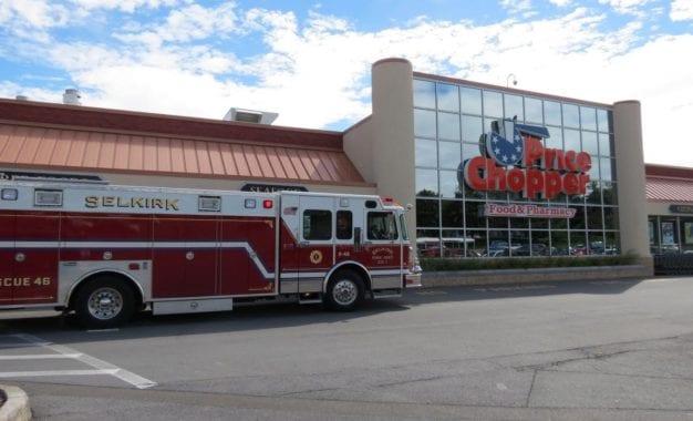 Glenmont Price Chopper evacuated due to dangerous carbon monoxide levels