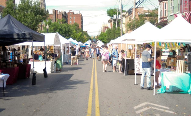 Out on a Lark in Albany: LarkFest Preview