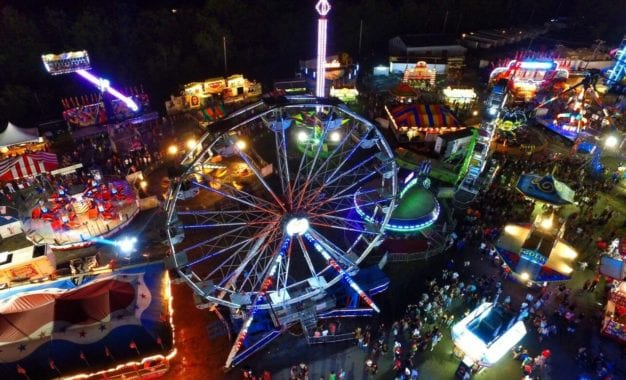 Altamont Fair offers things old, new