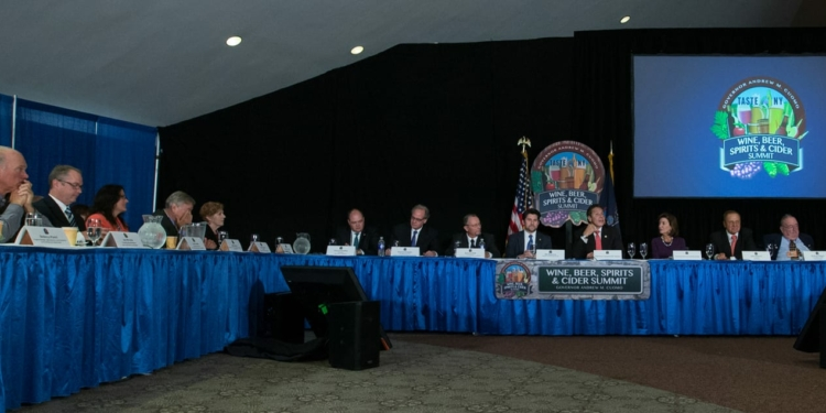 Governor Cuomo hosts 3rd Wine, Beer, Spirits and Cider Summit | Photo courtesy of NYS