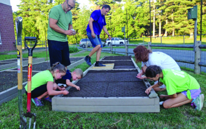 Bethlehem school students are growing their own