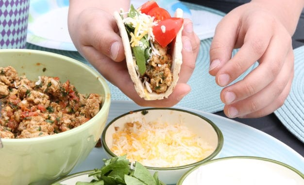Let's Cook: Make it a taco night