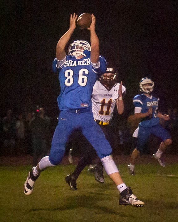 SPOTTED: Shaker shuts out Colonie in annual Colonie Cup football game