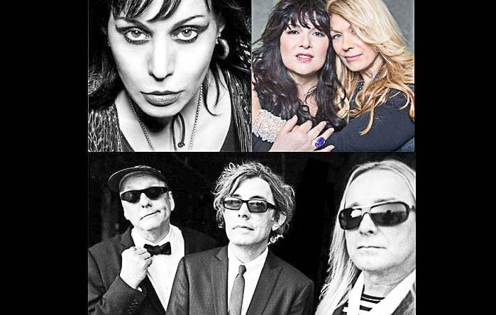 Joan Jett & The Blackhearts, Heart and Cheap Trick play SPAC. Submitted photo