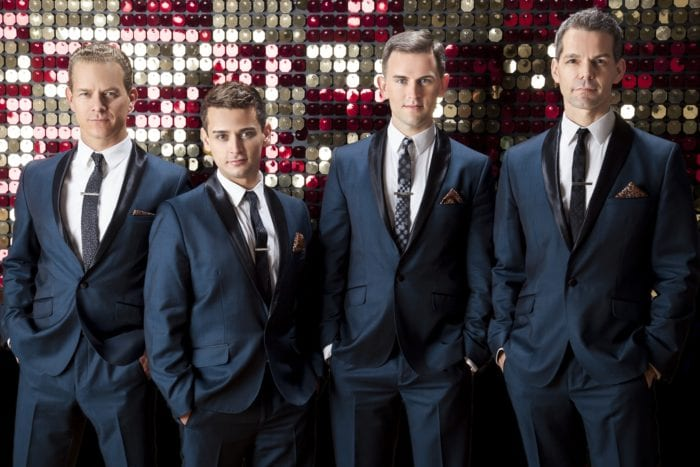 """The four started a Broadway phenomenon as the """"Jersey Boys"""" and now continue to bring back the magical music of the '60s in """"The Midtown Men."""" Submitted photo"""