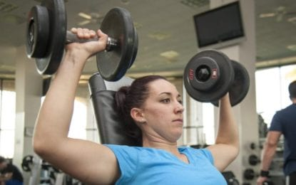 Get toned, lift heavy: Weight lifting has a bad reputation, and this fitness trainer explains why it's all unfair