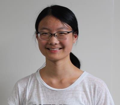 National Merit semifinalist Leechen Zhu // Photo provided