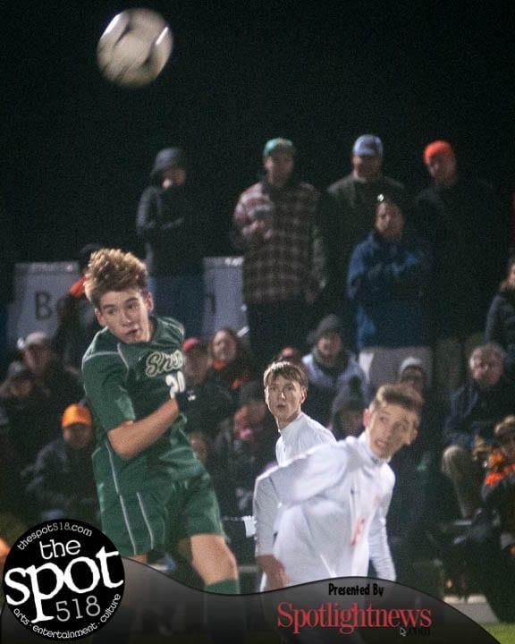 Bethlehem beats Shen on penalty kicks; heads to states.