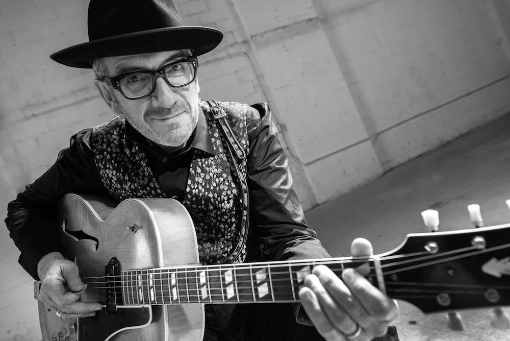 Elvis Costello via Facebook