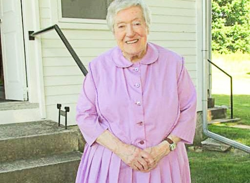 Sr. Frances Ann Carr