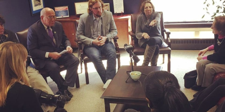 """US Rep. Paul Tonko hosts """"Faces of the Affordable Care Act"""" round table discussion on Sunday, Jan. 15, speaks with constituents who have benefited from ACA coverage"""