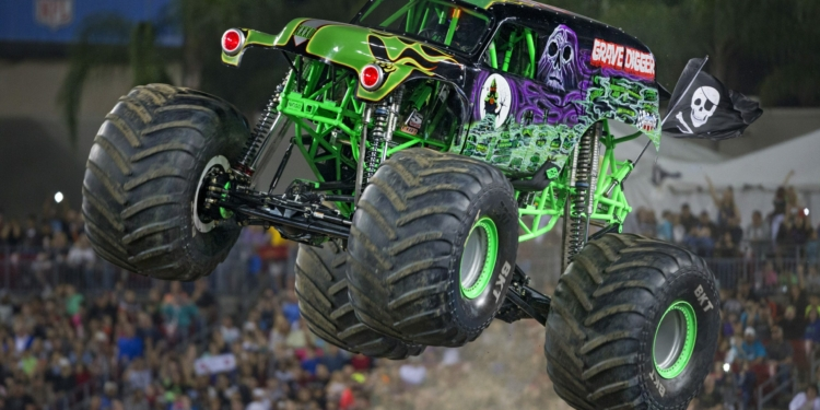 Grave Digger (photo submitted)