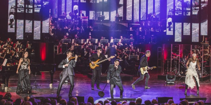 Rocktopia comes to Albany's Palace Theatre March 30.