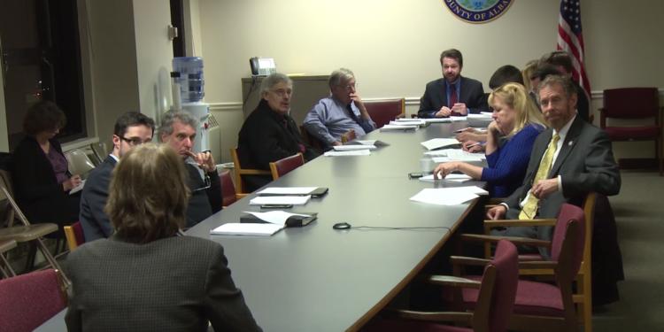 Jan. 23 Law Committee Meeting // YouTube