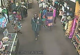 Security camera image // CPD