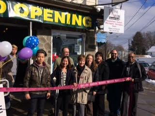 Express Saving opens on New Scotland Avenue.