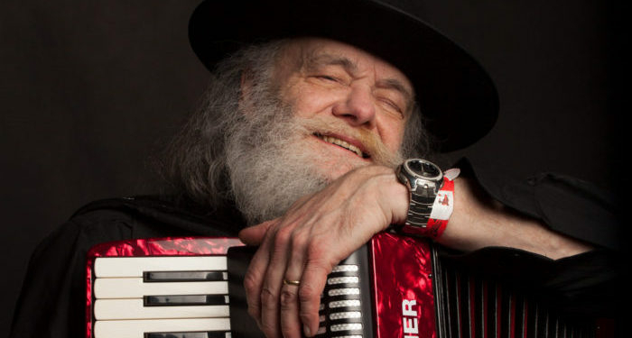 Garth Hudson, one of two remaining original members of The Band, will be part of The Last Waltz 40 Tour stop at Albany's Palace Theatre. Submitted photo
