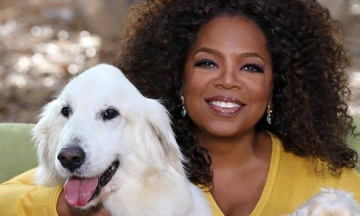 Oprah Winfrey. Photo credit: Oprah WInfrey / Facebook
