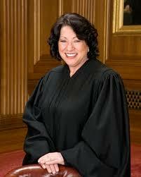 United States Supreme Court Justice Sonia Sotomayor / Photo: Wikipedia