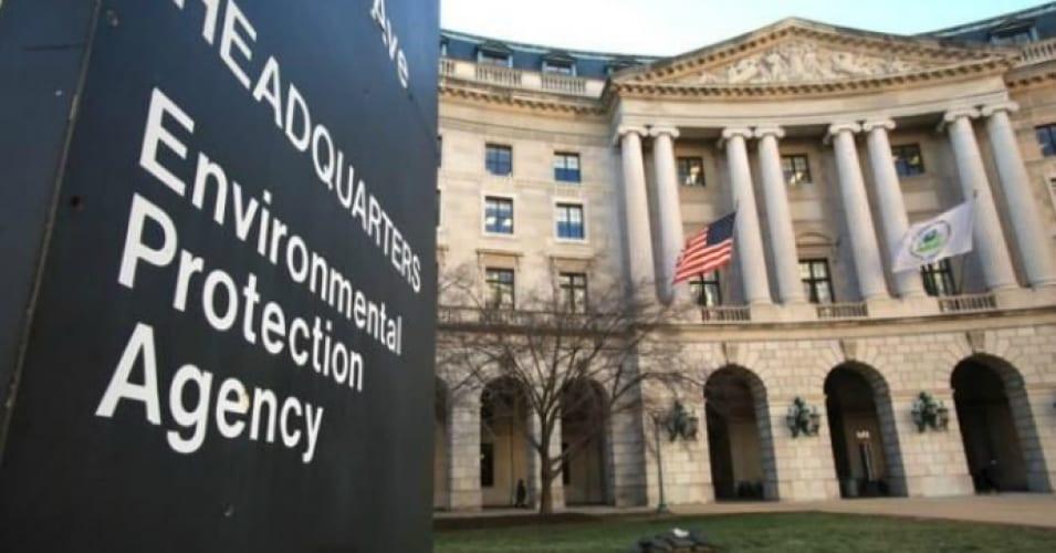 EPA Headquarters // Photo: AP / Creative Commons