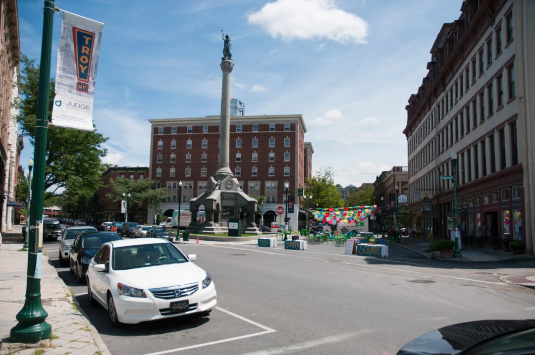 Downtown Troy (Photo by Michael Hallisey/TheSpot518)