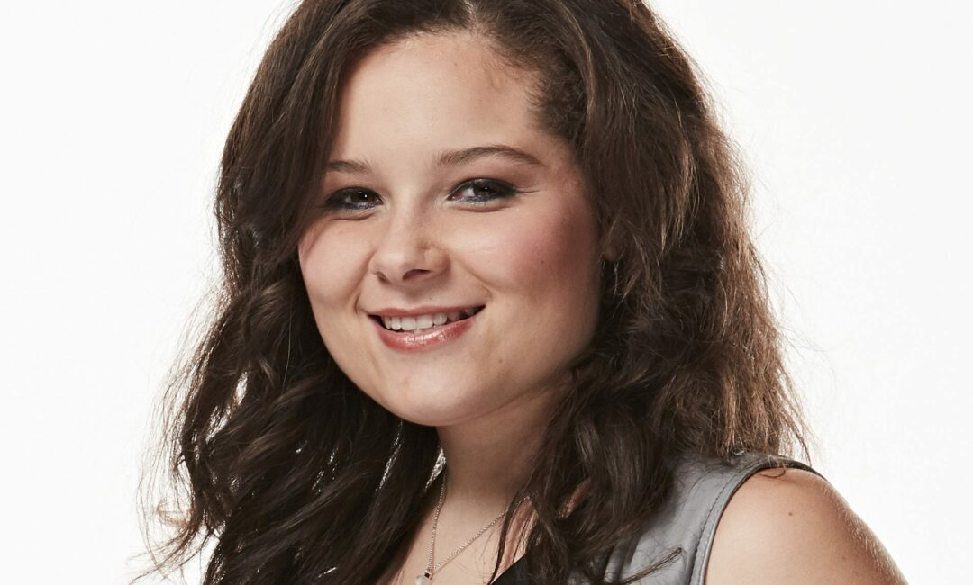 THE VOICE -- Season:13 -- Pictured: Moriah Formica -- (Photo by: Paul Drinkwater/NBC)
