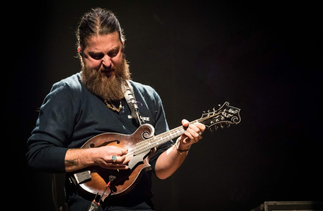 Paul Hoffman of Greensky Bluegrass. Frank Cavone/ Special to  TheSpot518