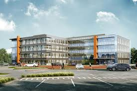 A rendering of Ayco's proposed new headquarters (photo provided)
