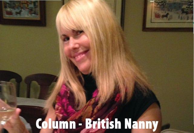 Sharon Cole - British Nanny
