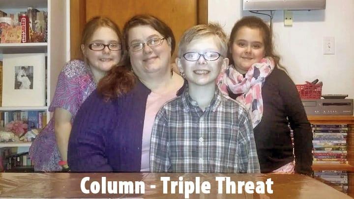 Triple Threat - Jennifer Steuer