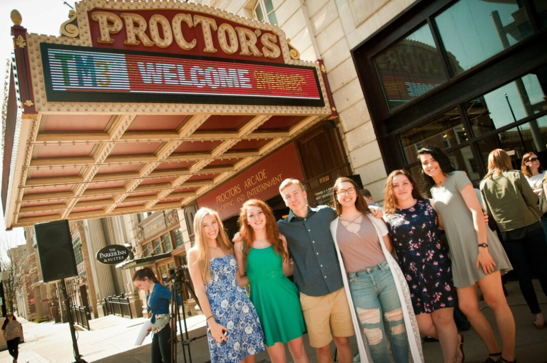 Local theatre programs are up for awards May 19. Michael Hallisey /  TheSpot518